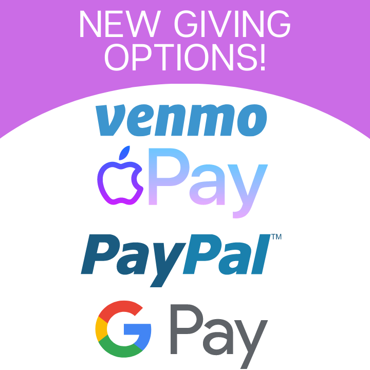 New Giving Options