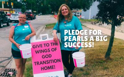 Pledge for Pearls 2021 a big success!